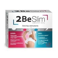 2 BE SLIM 60 tabletek