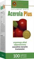 ACEROLA PLUS 100 tabletek