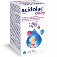 ACIDOLAC BABY krople 10 ml