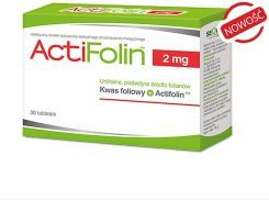 ACTIFOLIN 2 mg 30 tabletek