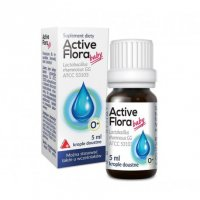 ACTIVE FLORA BABY krople doustne 5 ml L!