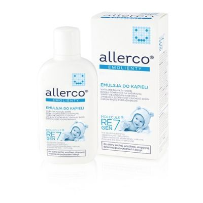 ALLERCO emulsja do kąpieli 400 ml
