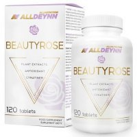ALLNUTRITION ALLDEYNN BeautyRose 120 tabletek
