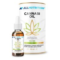 ALLNUTRITION Cannabi oil 15% CBD 10 ml