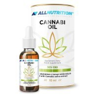 ALLNUTRITION Cannabi oil 30% CBD 10 ml