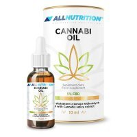 ALLNUTRITION Cannabi oil 5% CBD 10 ml