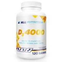 ALLNUTRITION D3 4000 120 tabletek