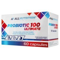 ALLNUTRITION Probiotic 100 Ultimate 60kapsułek