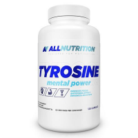 ALLNUTRITION TYROSINE mental power 120 kapsułek