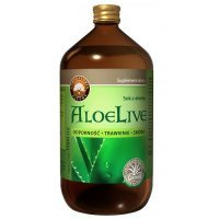 ALOELIVE ALOES sok z aloesu 1000 ml