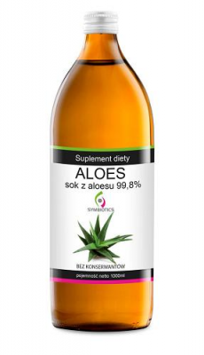 ALOES 99,8% sok 1000 ml SYMBIOTICS