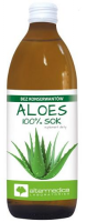 ALOES Sok z aloesu 1000 ml ALTER MEDICA