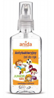 ANIDA JUNIOR GEL Antybakteryjny żel do rąk 50 ml