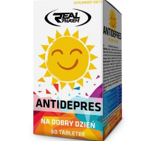 ANTIDEPRES 60 tabletek Real Pharm