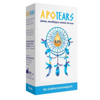 APOTEARS krople do oczu 0,2% 10 ml