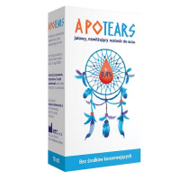 APOTEARS krople do oczu 0,4% 10 ml