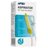 APTEO CARE Aspirator do nosa