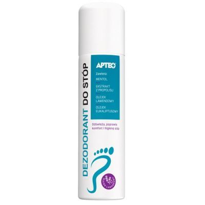 APTEO CARE Dezodorant do stóp 150 ml