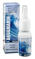 AQUAMARIN aerozol do nosa 30 ml (400 dawek)