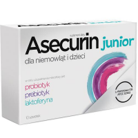 ASECURIN JUNIOR 10 saszetek