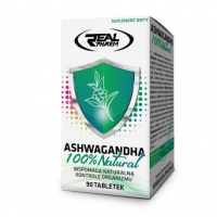 ASHWAGANDHA 100% 90 tabletek Real Pharm