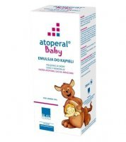 ATOPERAL BABY emulsja do kąpieli 200 ml