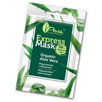AVA BEAUTY MASK maseczka aloesowa Organic Aloe Vera 7 ml