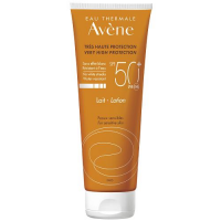 AVENE SUN CARE mleczko SPF50+ 250 ml