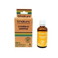 B'Nature Witamina D3 50 ml