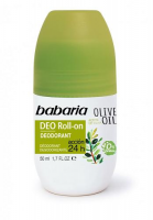 BABARIA dezodorant z oliwy z oliwek roll-on 50ml