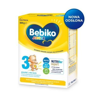 BEBIKO JUNIOR 3 mleko 800 g