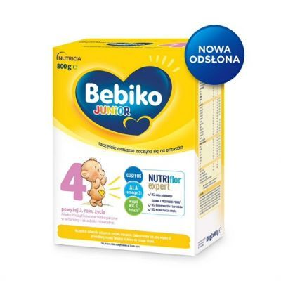 BEBIKO JUNIOR 4 mleko 800 g