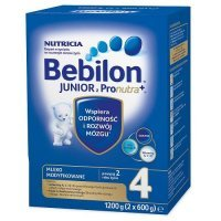 BEBILON 4 JUNIOR PRONUTRA+ mleko 1200 g