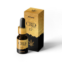 BEHEMP olej z konopi CBD 15% 10 ml