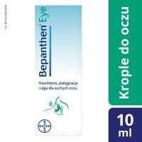 BEPANTHEN EYE krople do oczu 10 ml