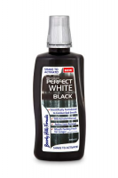 BEVERLY HILLS FORMULA PERFECT WHITE BLACK płyn do płukania ust 500 ml