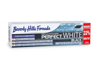 BEVERLY HILLS FORMULA PERFECT WHITE BLACK wybielająca pasta do zębów 100 ml