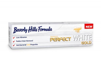 BEVERLY HILLS FORMULA PERFECT WHITE GOLD wybielająca pasta do zębów 100ml
