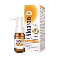 BIOARON D krople 400 j.m 10 ml