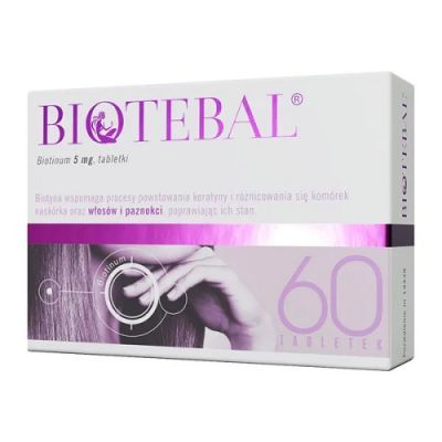 BIOTEBAL 5 mg 30 tabletek