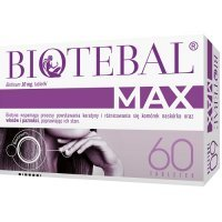 BIOTEBAL MAX 10 mg 60 tabletek