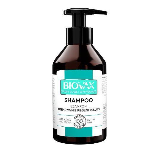 biovax szampon intensywnie regenerujący do włosów słabych i wypadających opinie