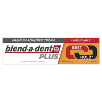 BLEND-A-DENT PLUS DUAL POWER [DUO KRAFT] klej do protez 40 g