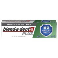 BLEND-A-DENT PLUS DUAL PROTECTION (DUO SCHUTZ) klej do protez 40 g