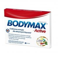 BODYMAX ACTIVE 30 tabletek