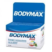 BODYMAX PLUS  60 tabletek + 20 tabletek
