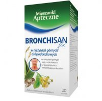 BRONCHISAN FIX 20 saszetek po 3,0 g