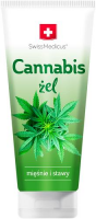 CANNABIS Żel SwissMedicus 200 ml