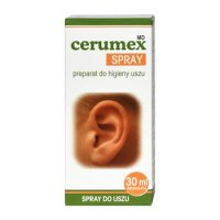 CERUMEX MD spray do uszu 30 ml