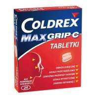 COLDREX MAXGRIP 24 tabletki